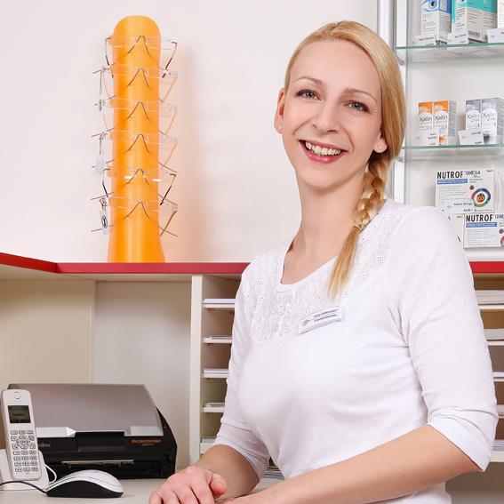 Anica Bollensdorf, Praxisassistentin