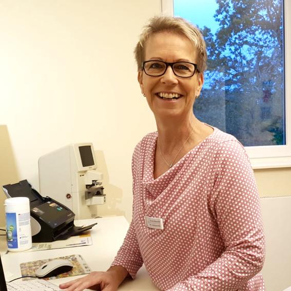 Simone Hebestreit, Med. Fachangestellte